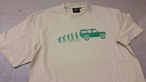 Land Rover Evolution T-Shirt