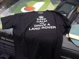 """""""KEEP CALM"""" T-shirt"""